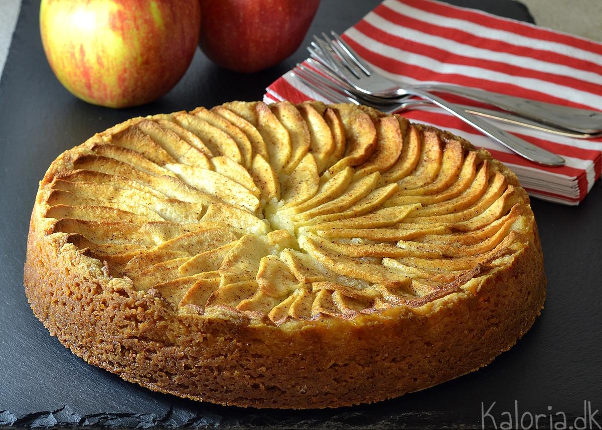 æblekage opskrift