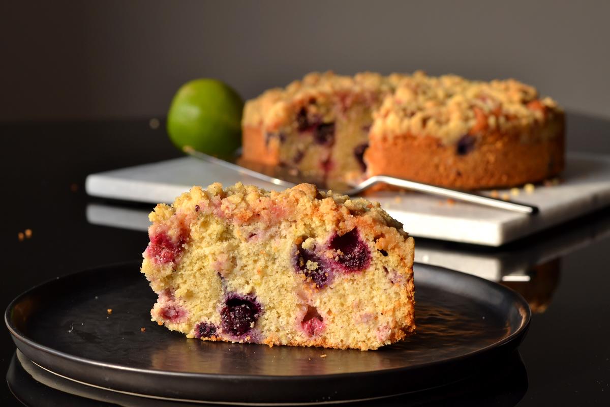 berry buckle recipe