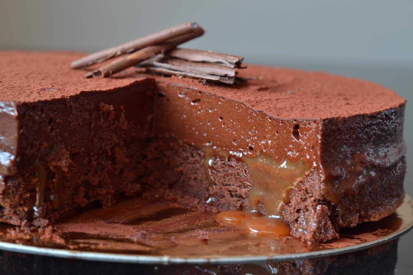 Gateau Marcel Perfect chocolate cake - homeandcake.dk