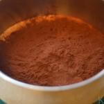 chokolade kakao is opskrift