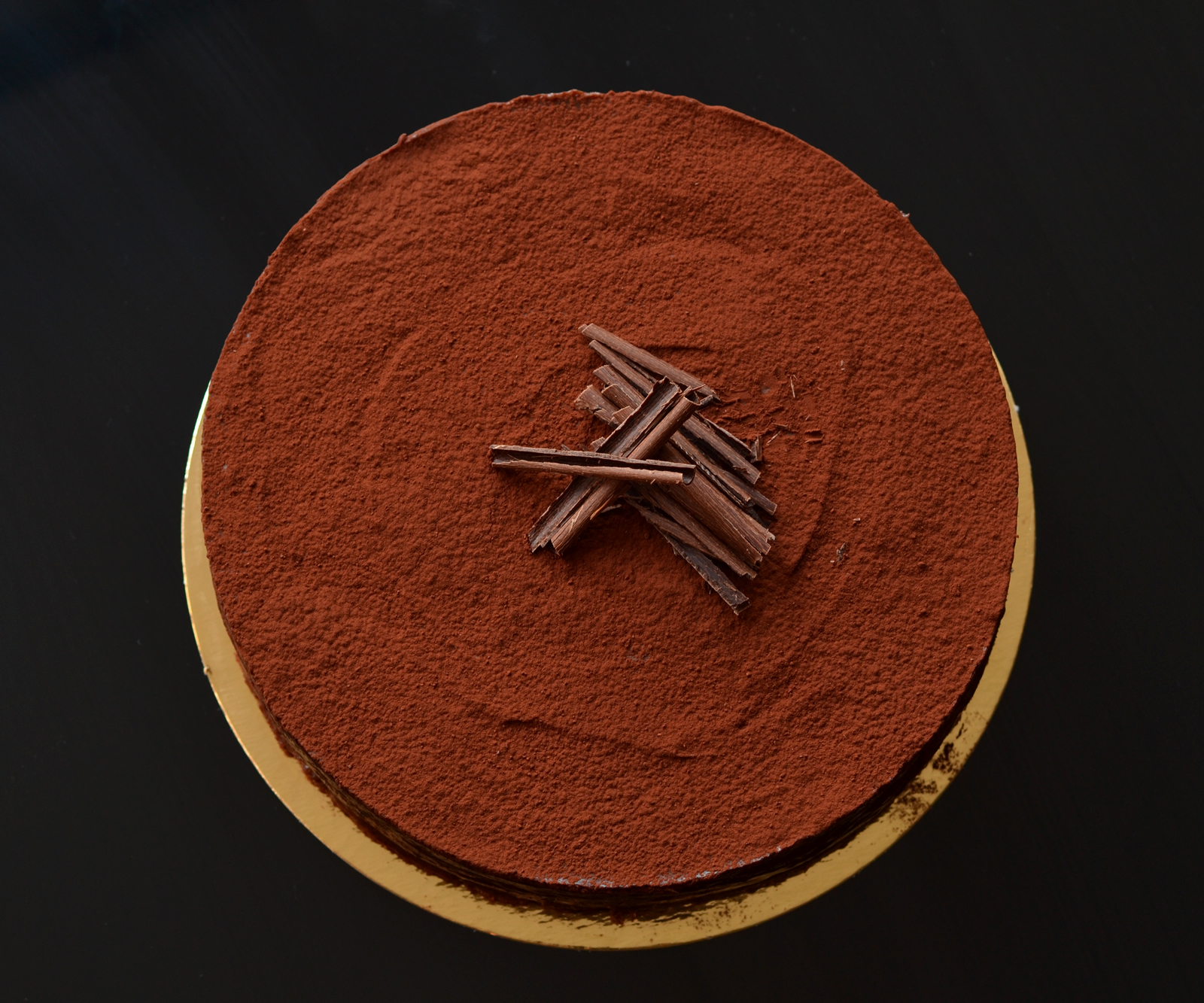 Chokoladekage Gateau Marcel opskrift