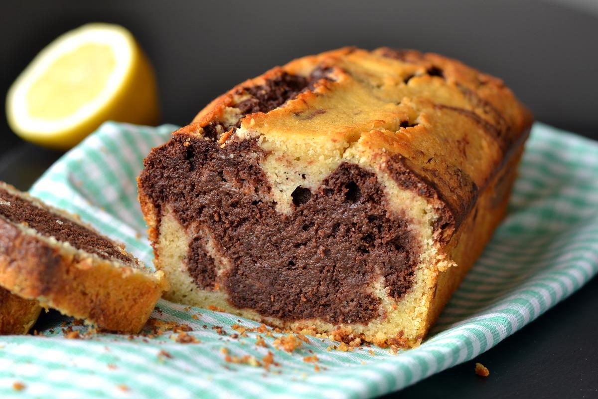 marble pound cake recipe