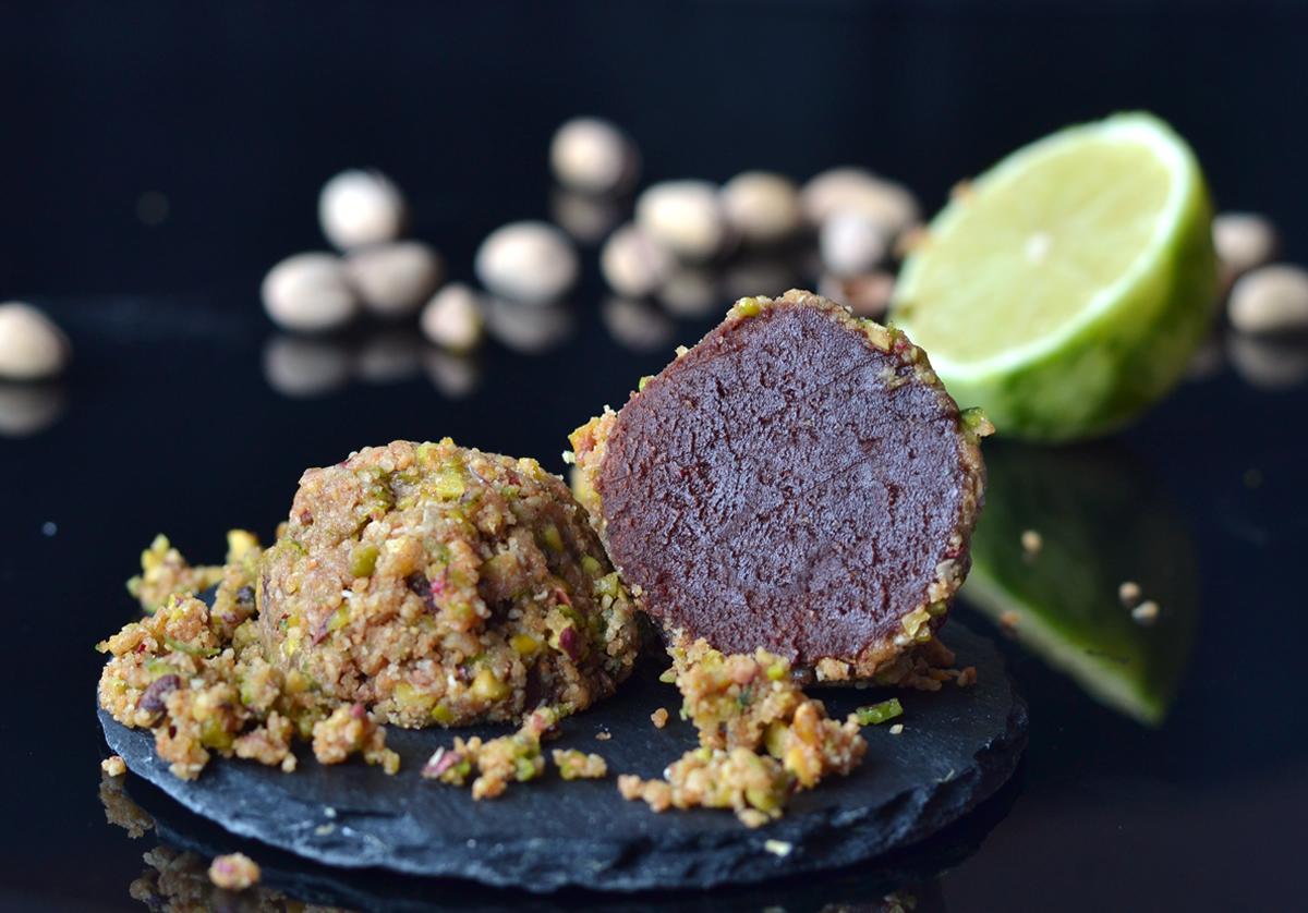 rum ball cake recipe